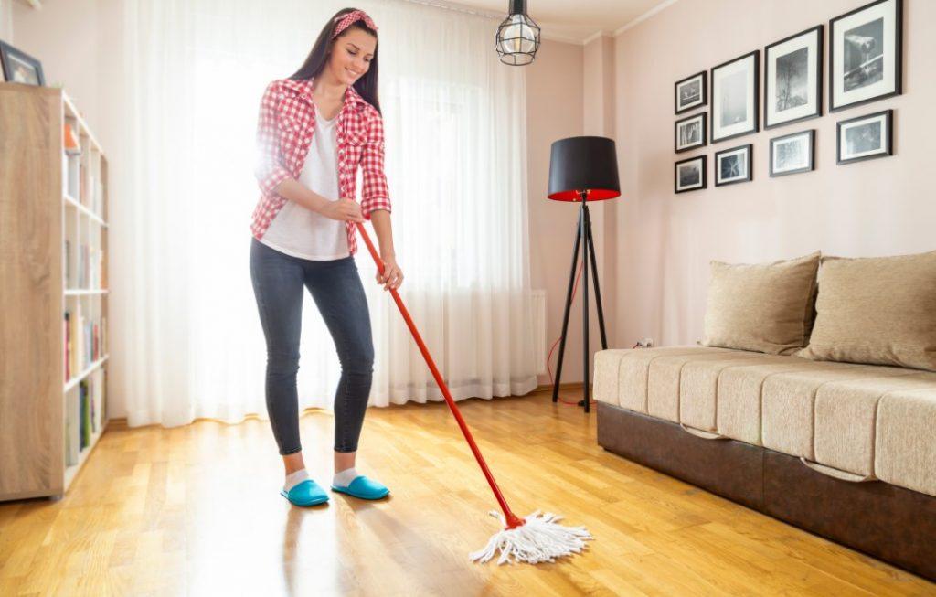 How To Sweep Laminate Floors