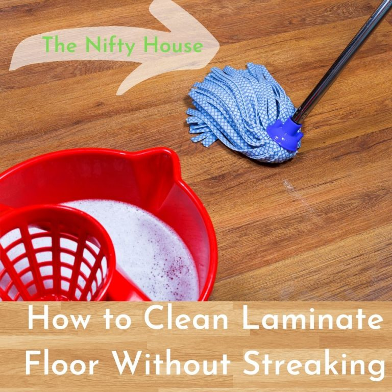 How to Clean Laminate Floor Without Streaking