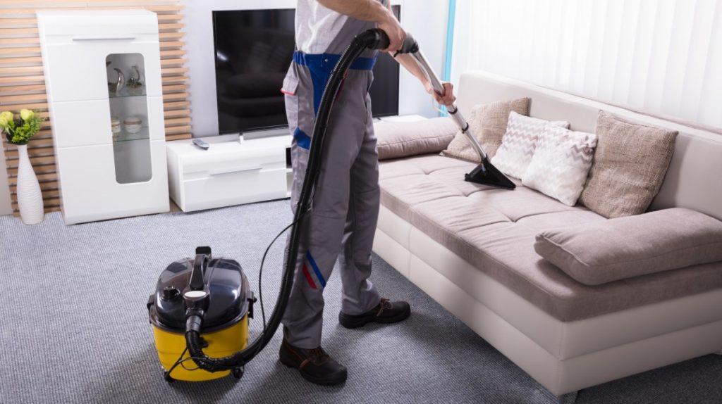 Vacuum cleaner uses