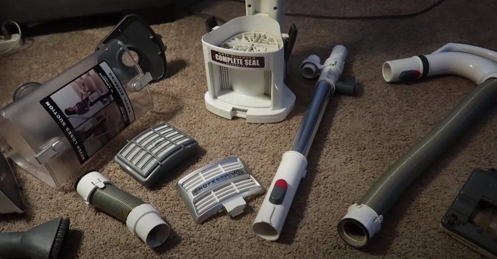 How to clean shark vacuum hose