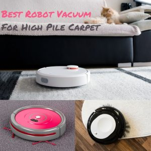 Best Robot Vacuum For High Pile Carpet