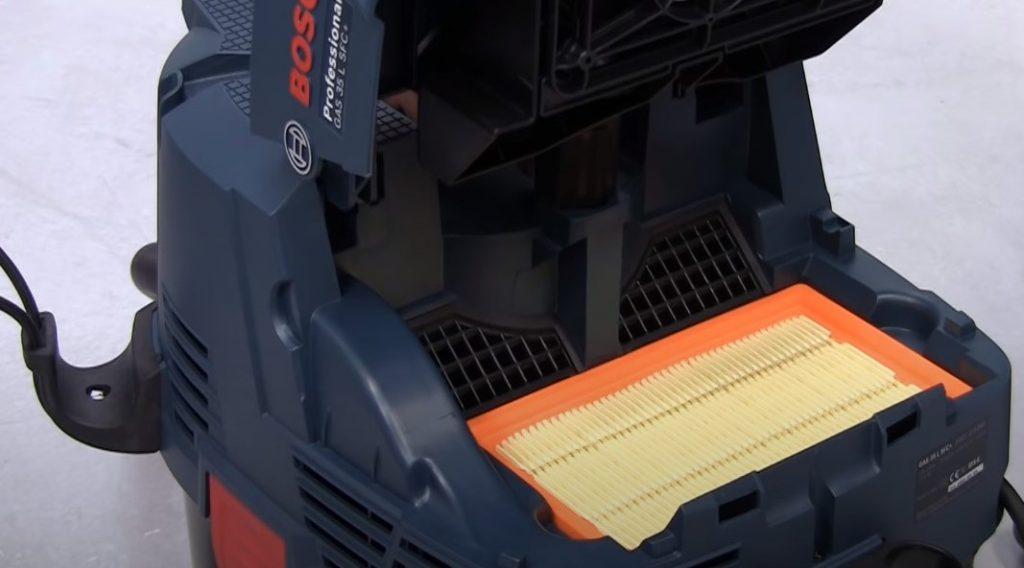 Bosch 9 Gallon Dust Extractor