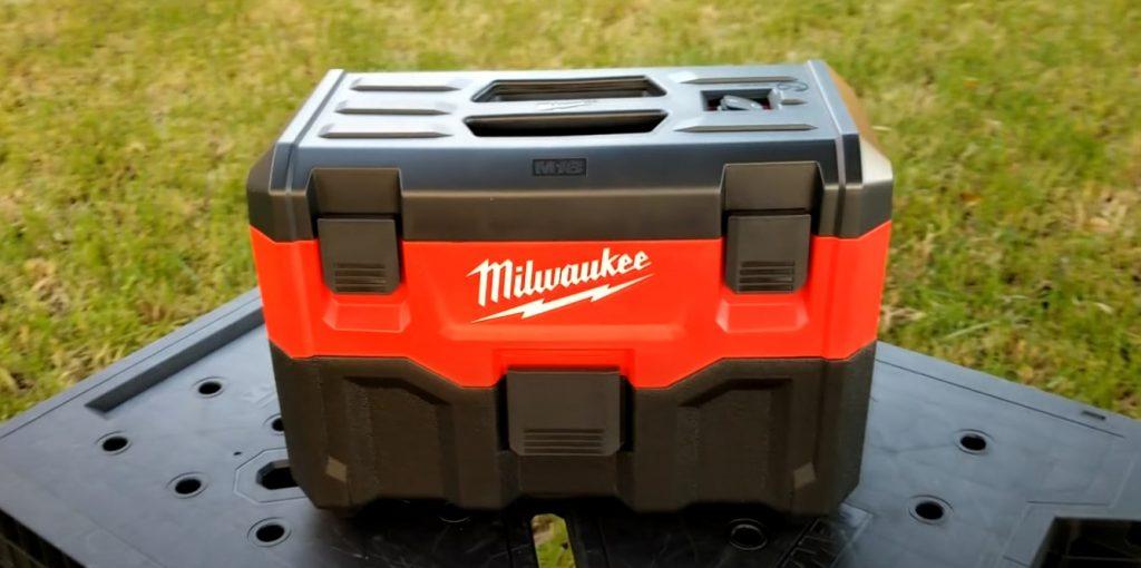 milwaukee m18 vacuum review