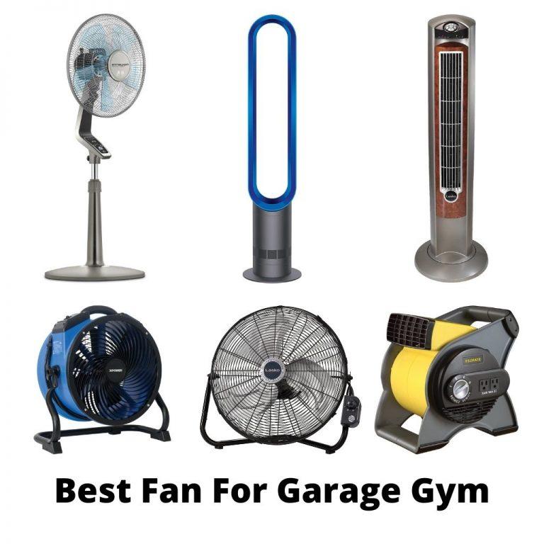 Best Fan For Garage Gym
