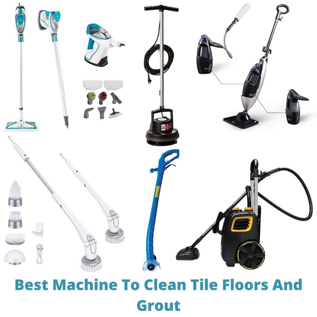 Best Machine to Clean Tile Floors and Grout