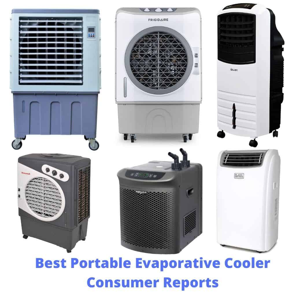 Best Portable Evaporative Cooler Consumer Reports