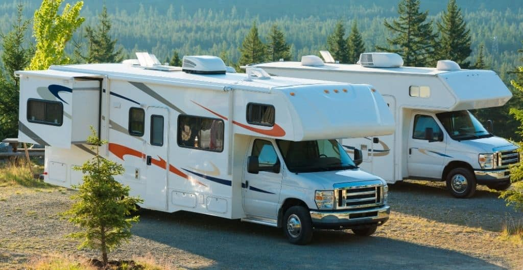 Electric tankless water heater for rv