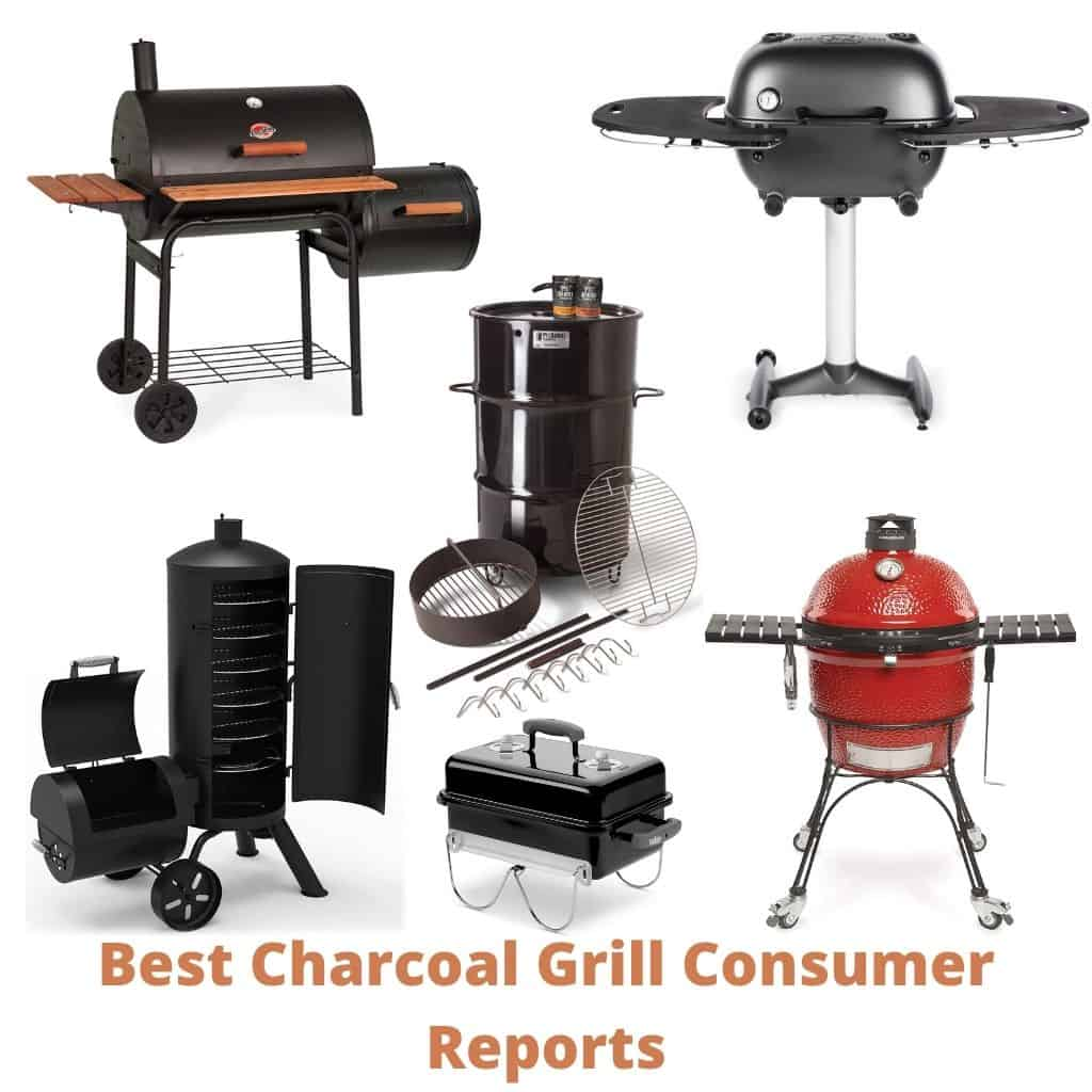 Best Charcoal Grill Consumer Reports
