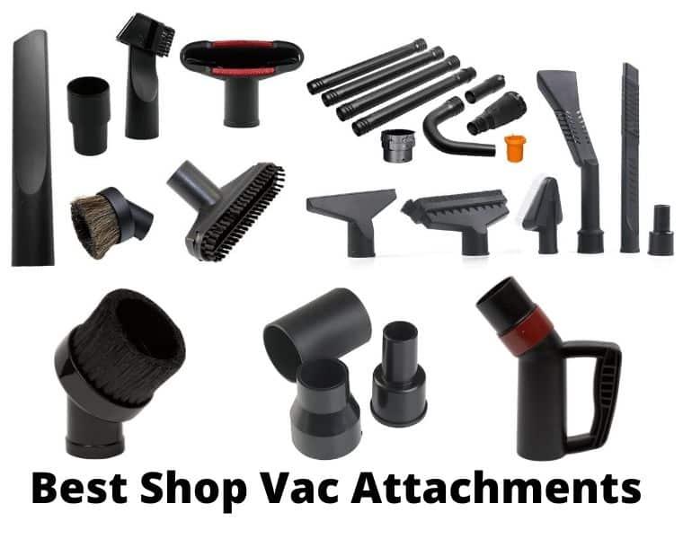 Best Shop Vac Attachments