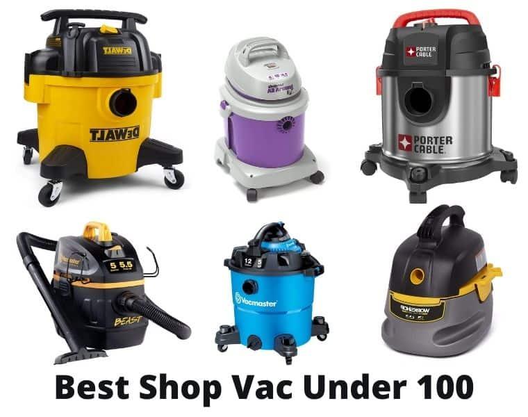 Best Shop Vac Under 100