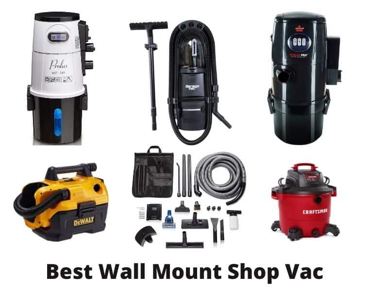 Best Wall Mount Shop Vac